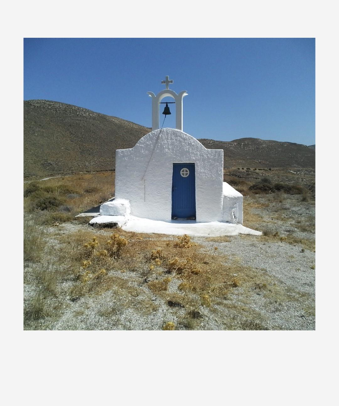 Projekt »Busstop-versus-chapel«