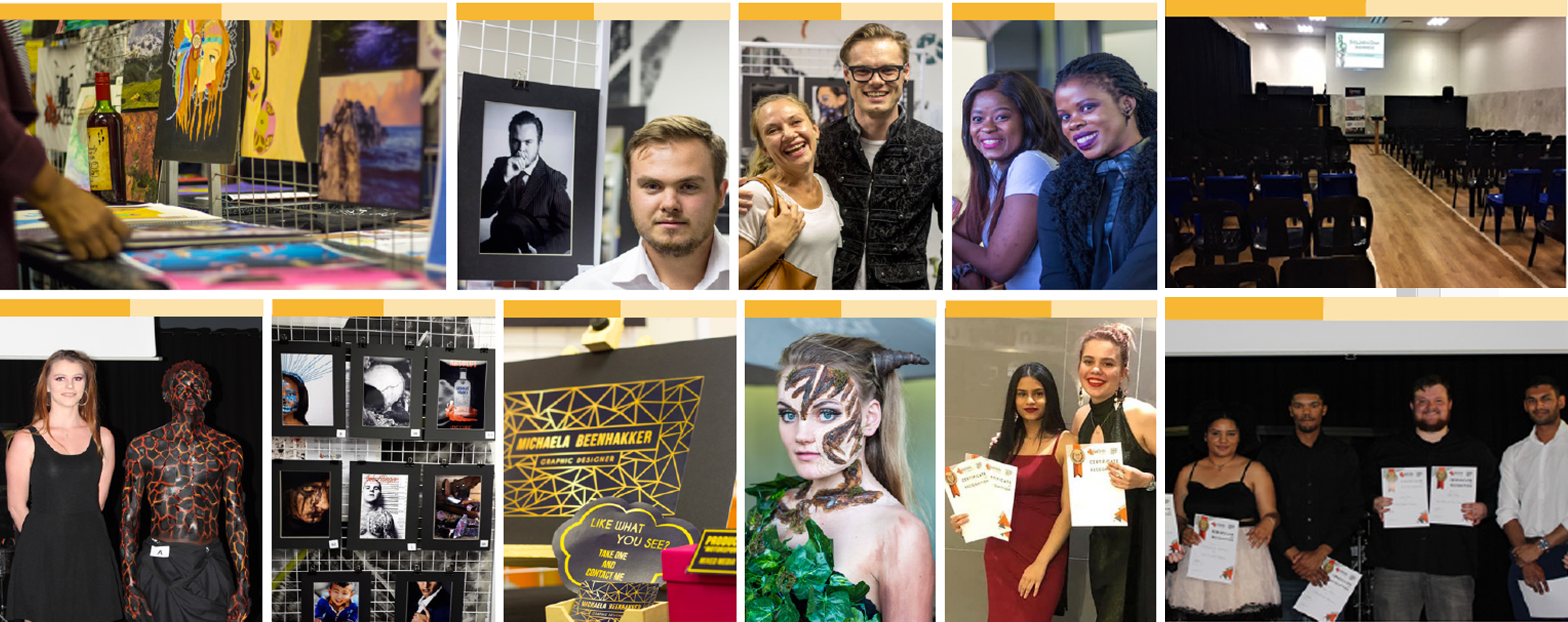 Golden Oak Awards collection of images