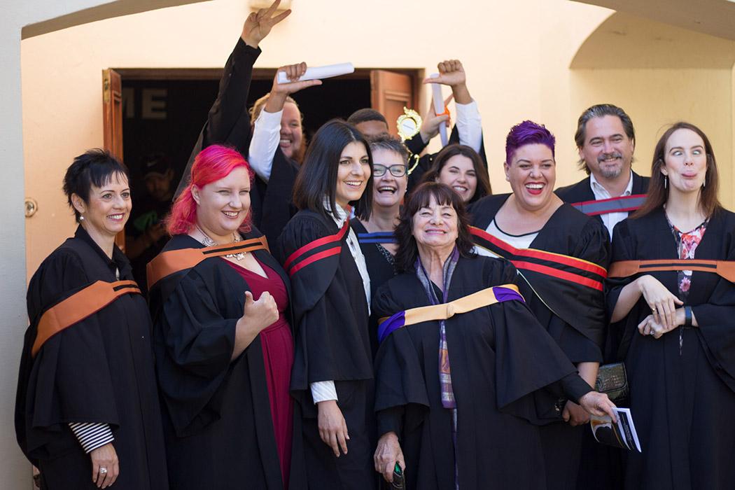 Oakfields College 2018 Graduates