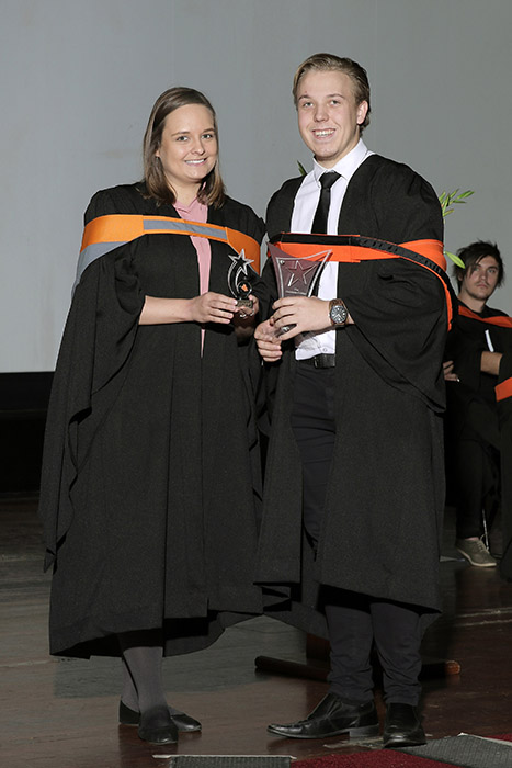 Oakfields College Graduates With Awards
