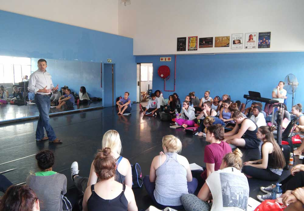 Oakfields College Musical Theatre And Dance Classes