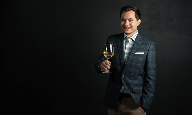 Educational Wine Courses With Ryan Vet