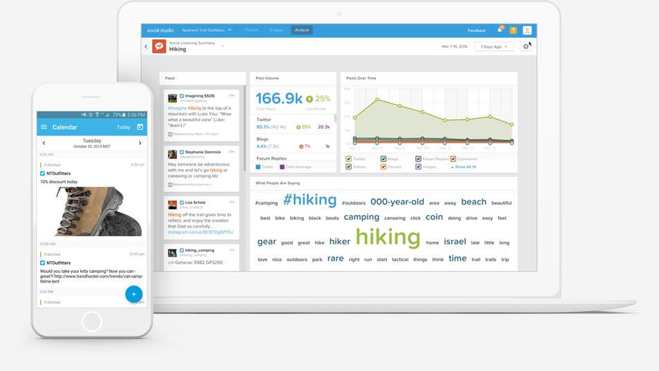 Social Media Marketing & Listening: Marketing Cloud - Salesforce
