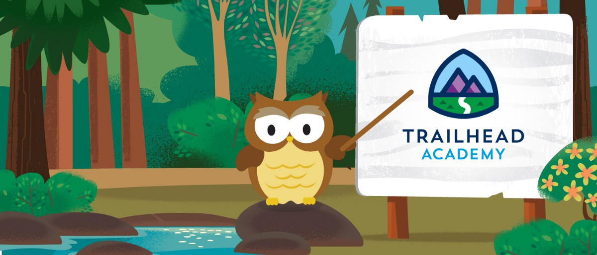 How to Get the Most Out of Your Trailhead Academy Virtual Learning | by Amy  Regan Morehouse | The Trailblazer | Medium