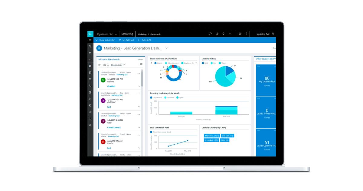 Marketing – Customer Journey | Microsoft Dynamics 365