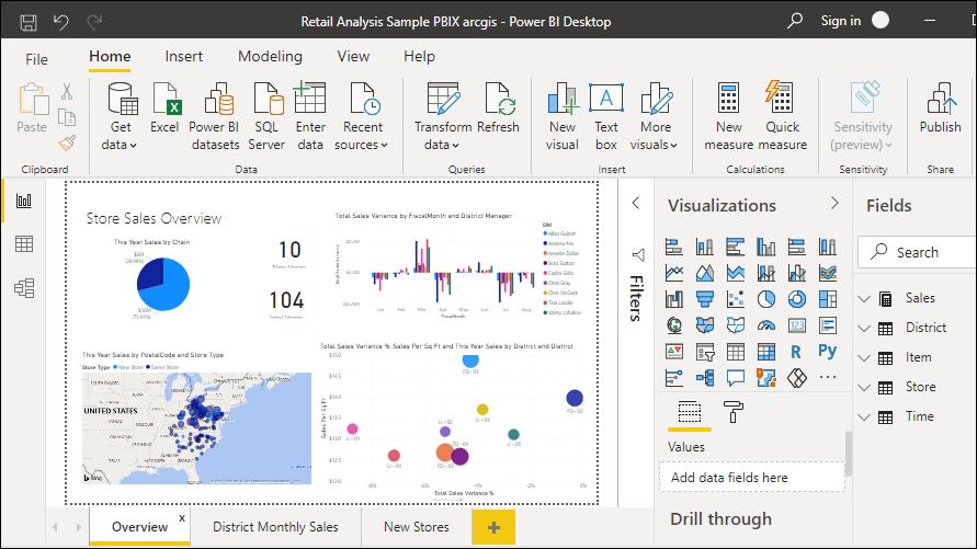 What is Power BI Desktop? - Power BI   Microsoft Docs