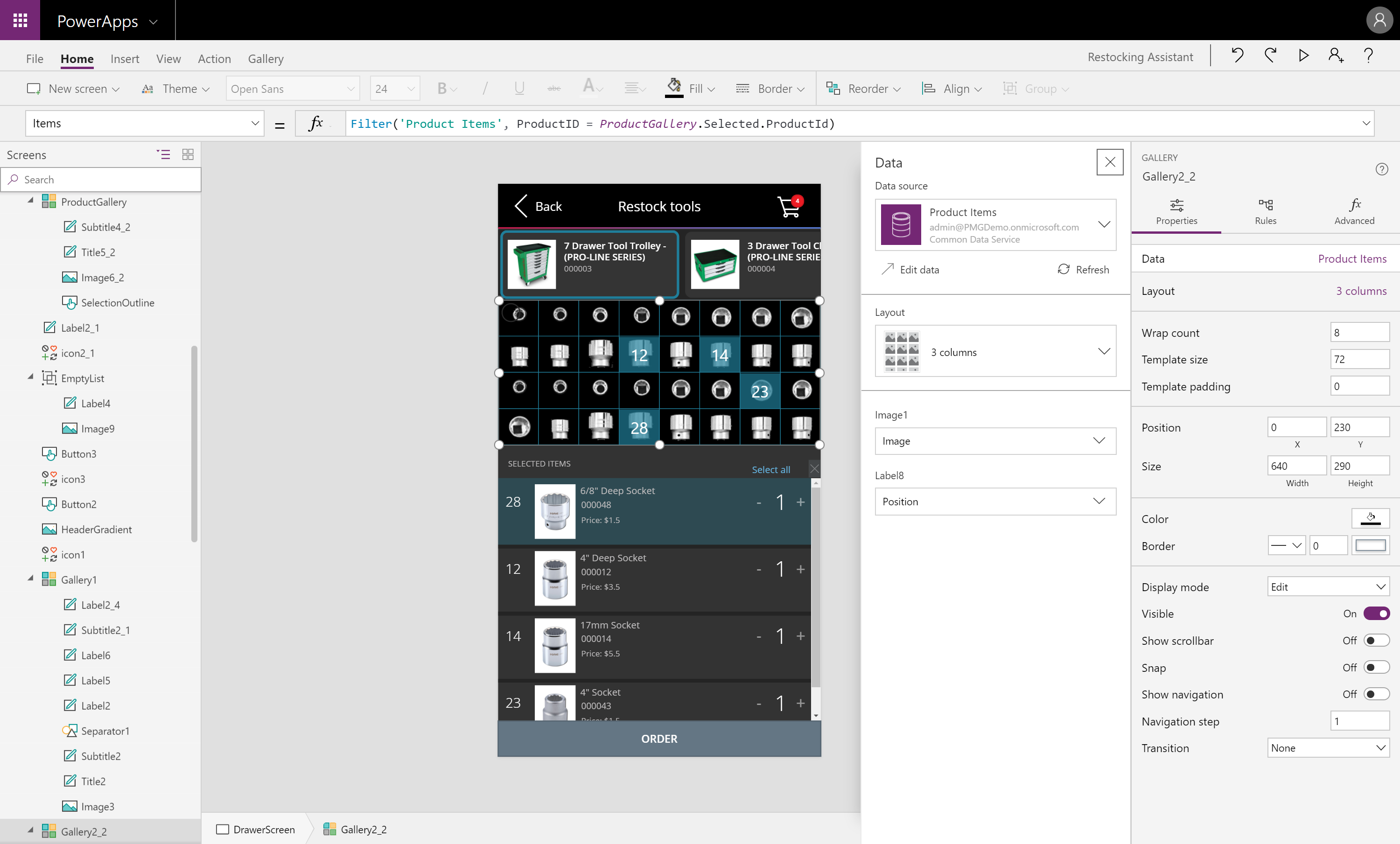 PowerApps Studio for the Web is Generally Available for Production Use |  Microsoft Power Apps