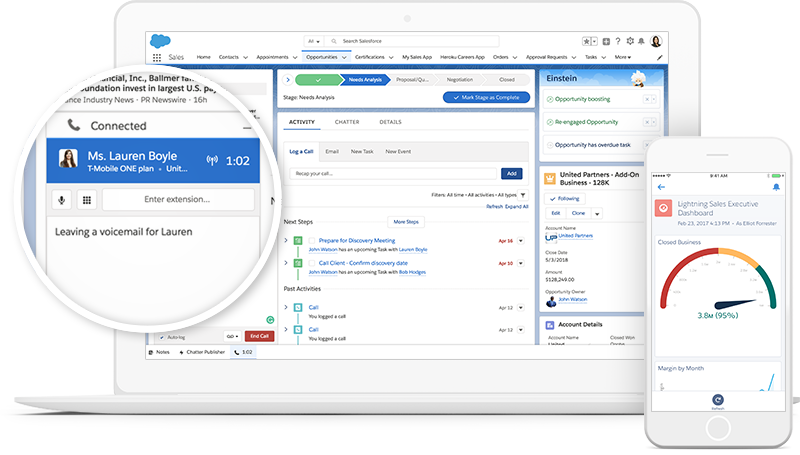 Salesforce Lightning: The Future of Sales and CRM - Salesforce.com