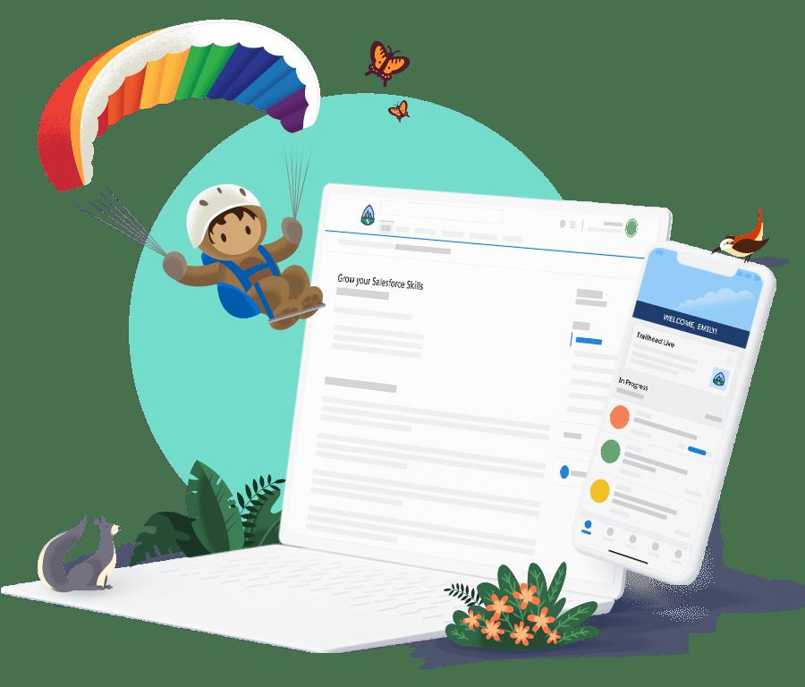 Trailhead: Skill Up for the Future - Salesforce.com