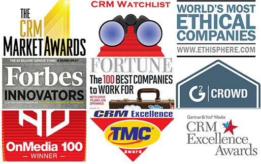 Award-Winning Salesforce honored as Top-Rated and Best CRM - Salesforce.com