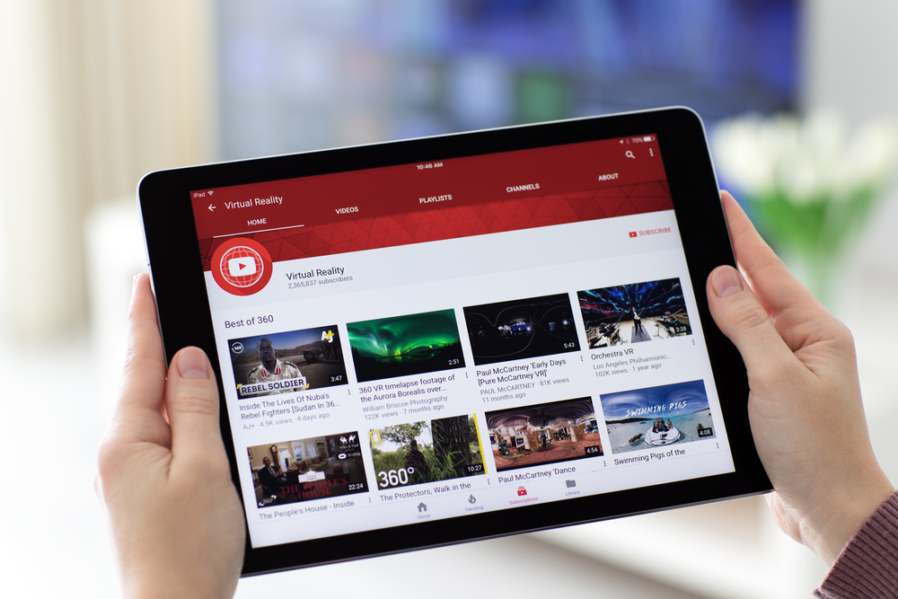 Youtube hashtag search increases reach and visibility of content |