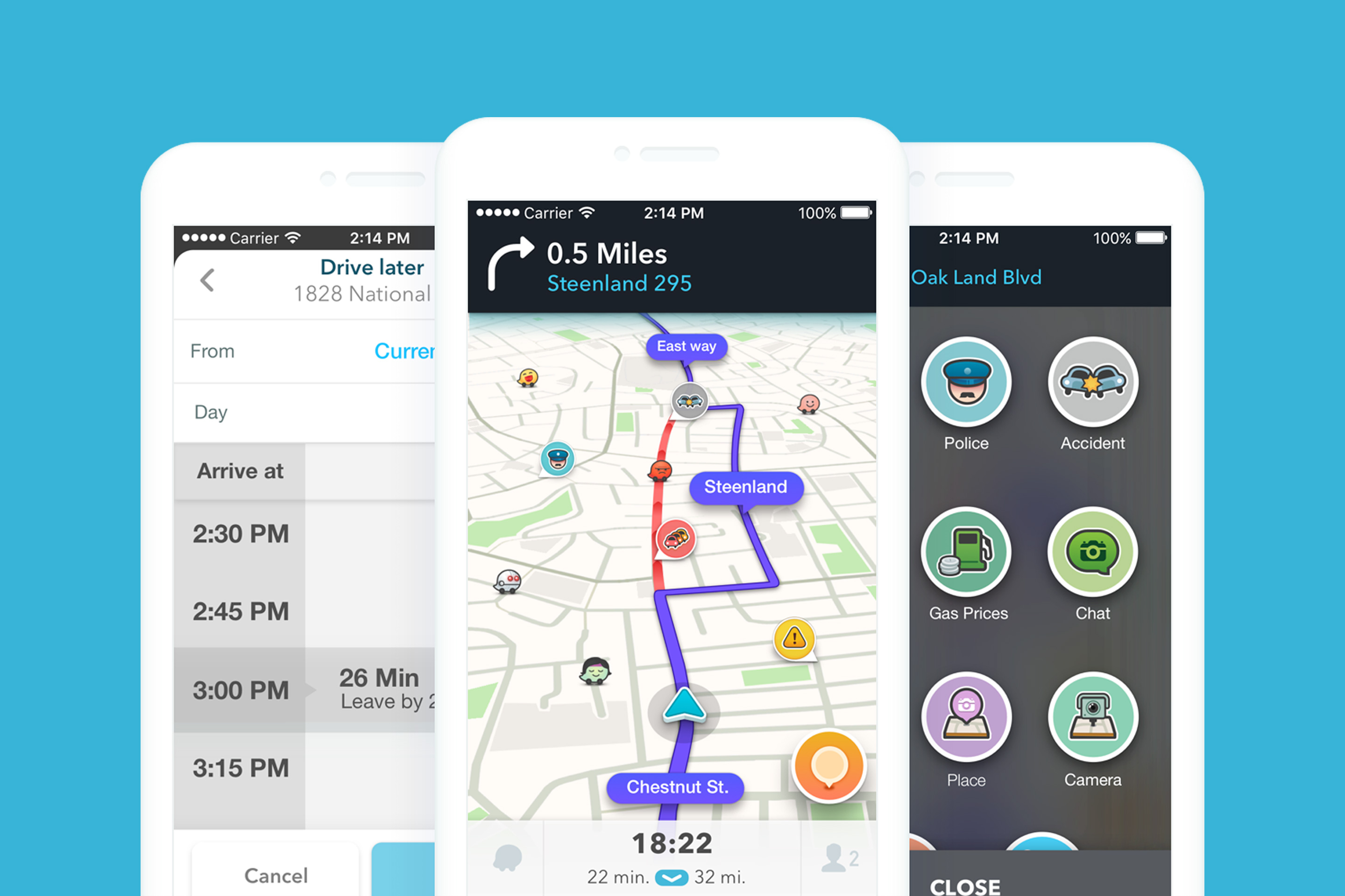 What Makes Waze the Best Reviewed Map App? An Army of Unpaid Human Editors  | Fortune