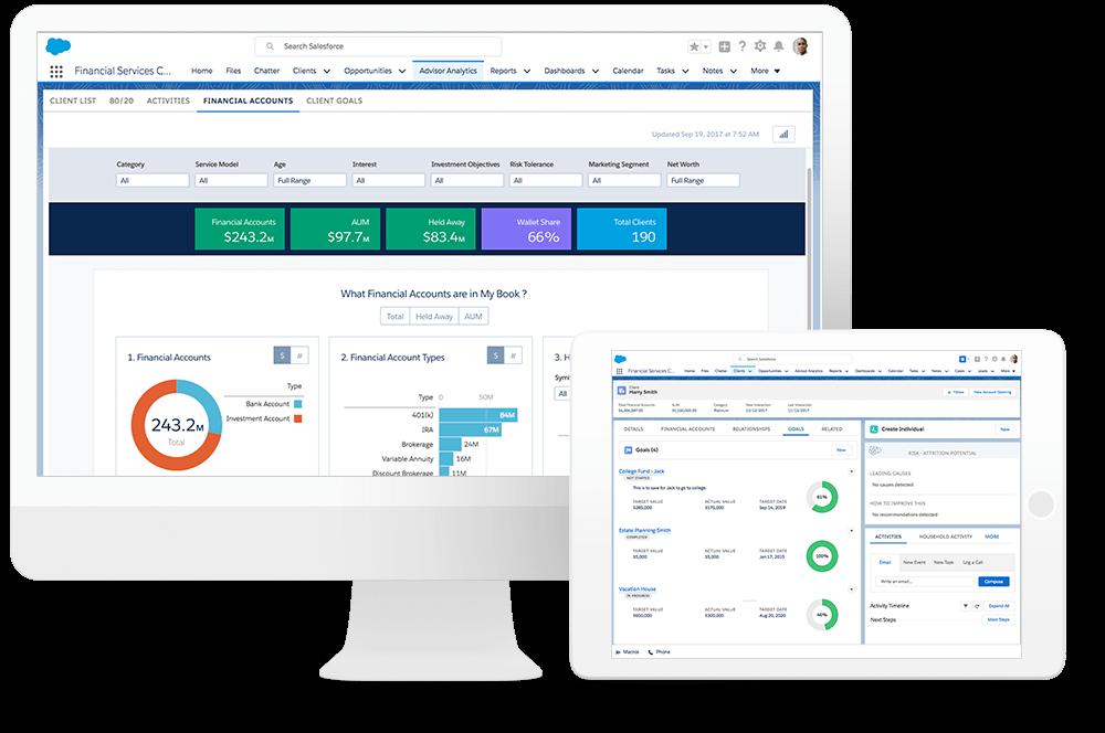 Financial Services Cloud: Top Wealth Management Software