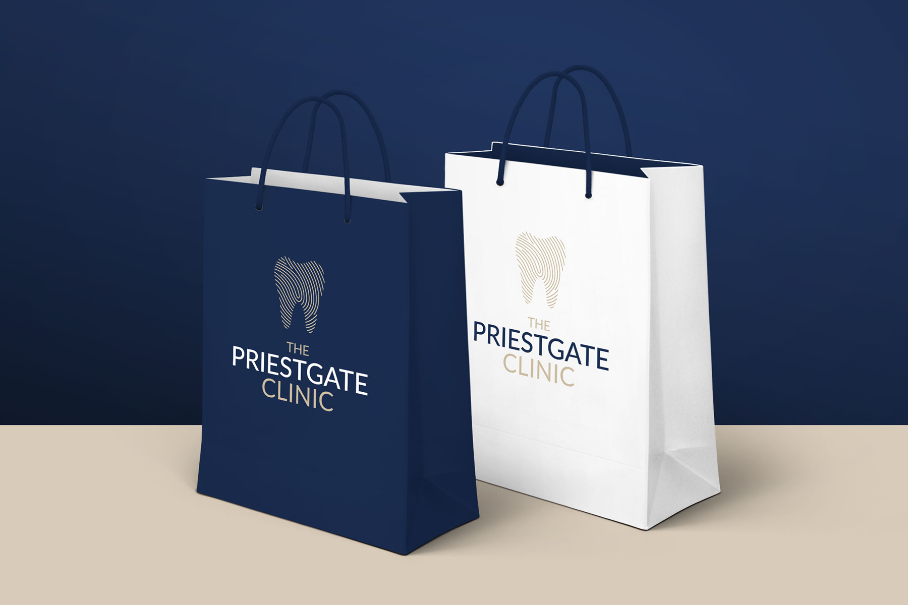 Priestgate Clinic bags