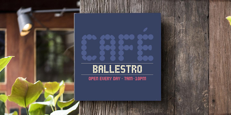Custom Typeface Design - Rex Face - Ballestro