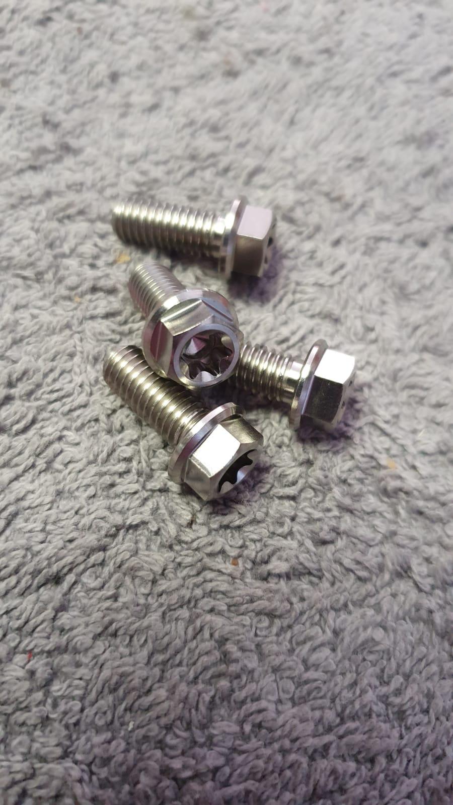 Husqvarna/KTM front fender bolts