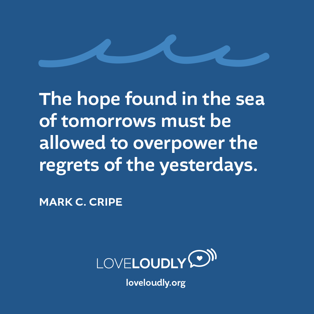 Mark Cripe - The hope...