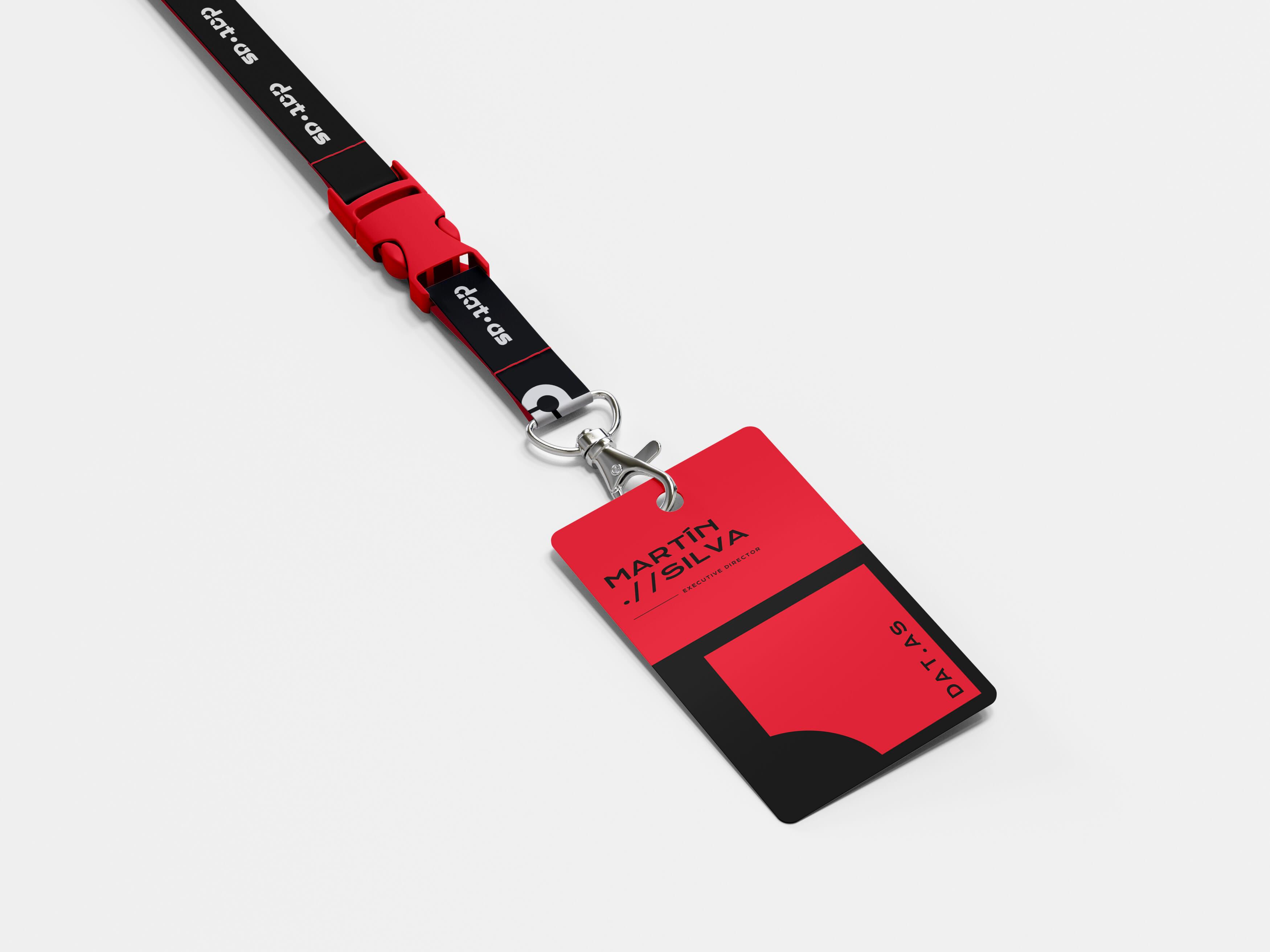 Datas's Staff Badge Concept