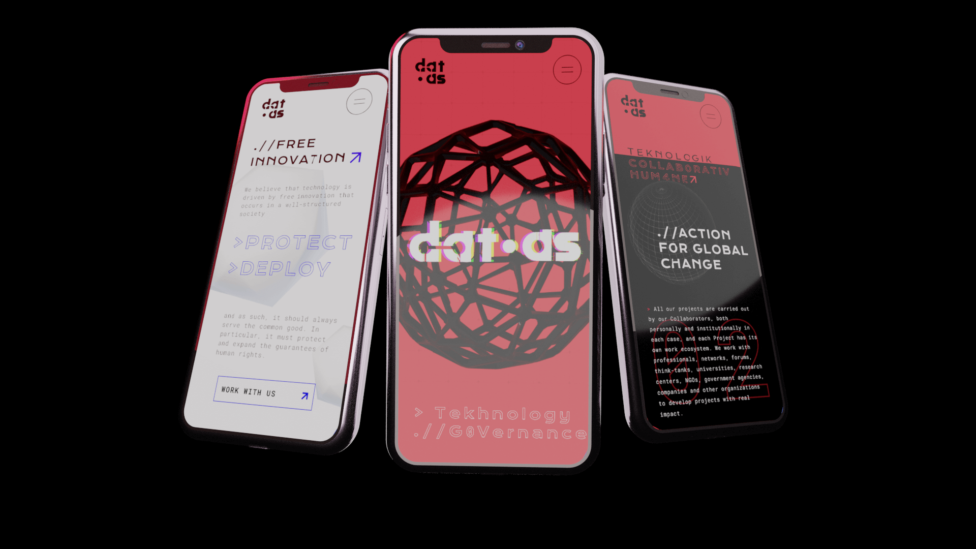 Datas Mobile Presentation