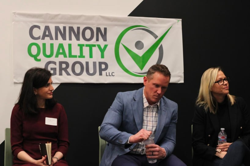 Cannon Quality Panel Discussion