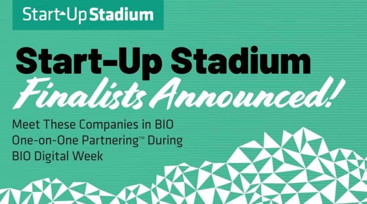 BIO 2020 Start-Up Stadium Finalist