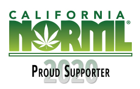 California NORML Proud Supporters