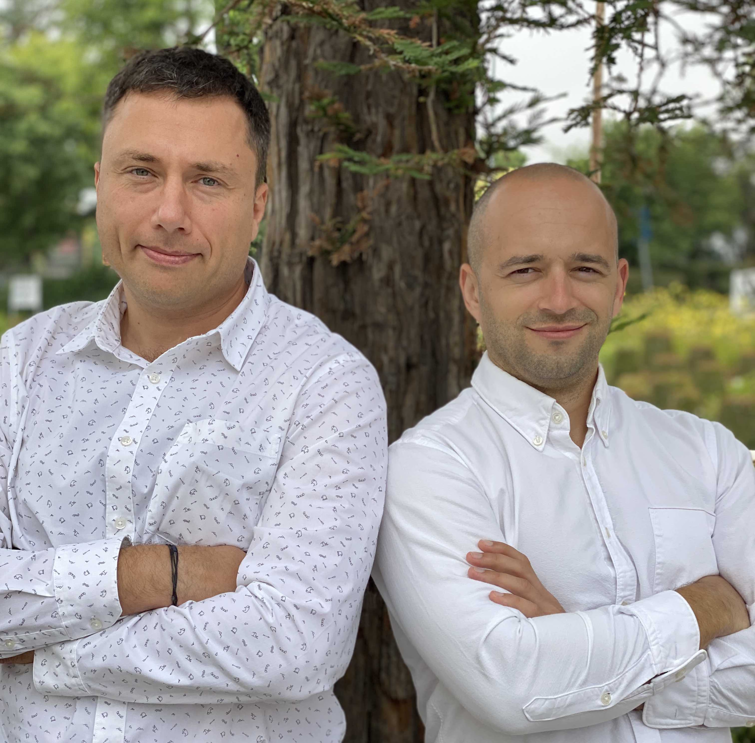 Aaron and Anatoly: Cannabis Consulting & Brand Strategy