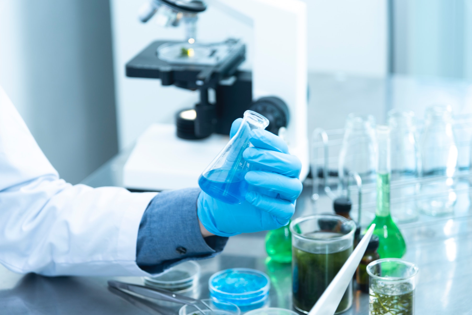 Potency Testing: In-House or External Lab?