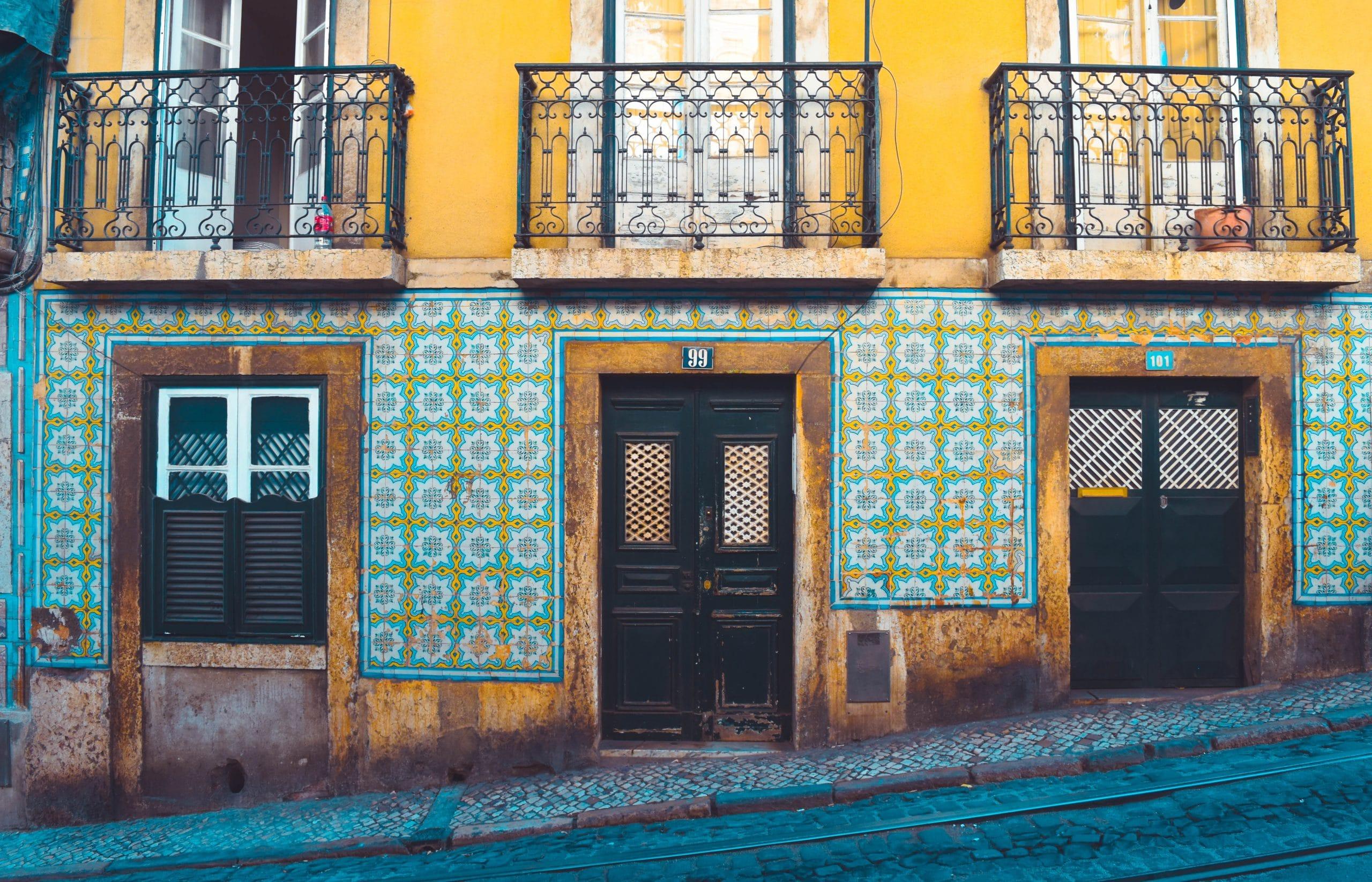 Bolig og job i Portugal
