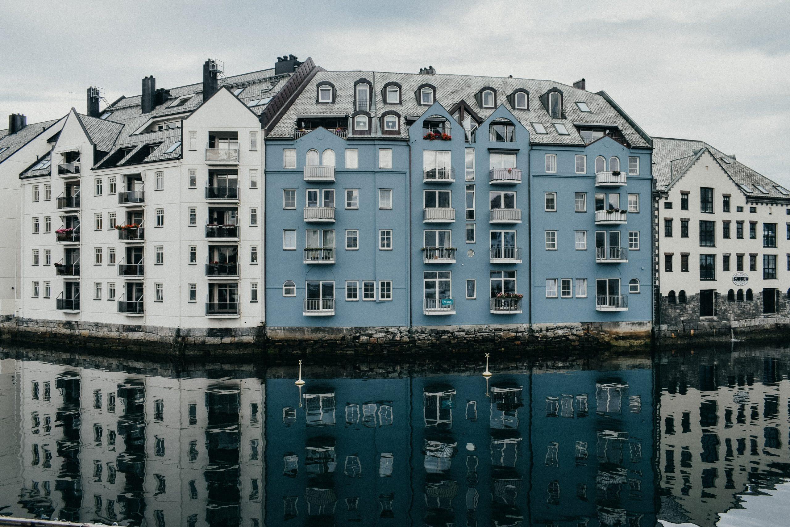 Bolig og job i Norge