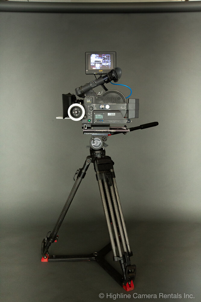 Super 16 Camera rental package