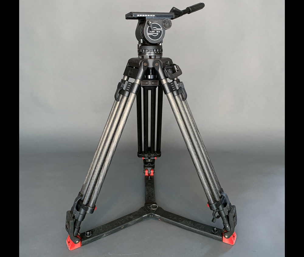 Sachtler Tripod Rental Video 18_3