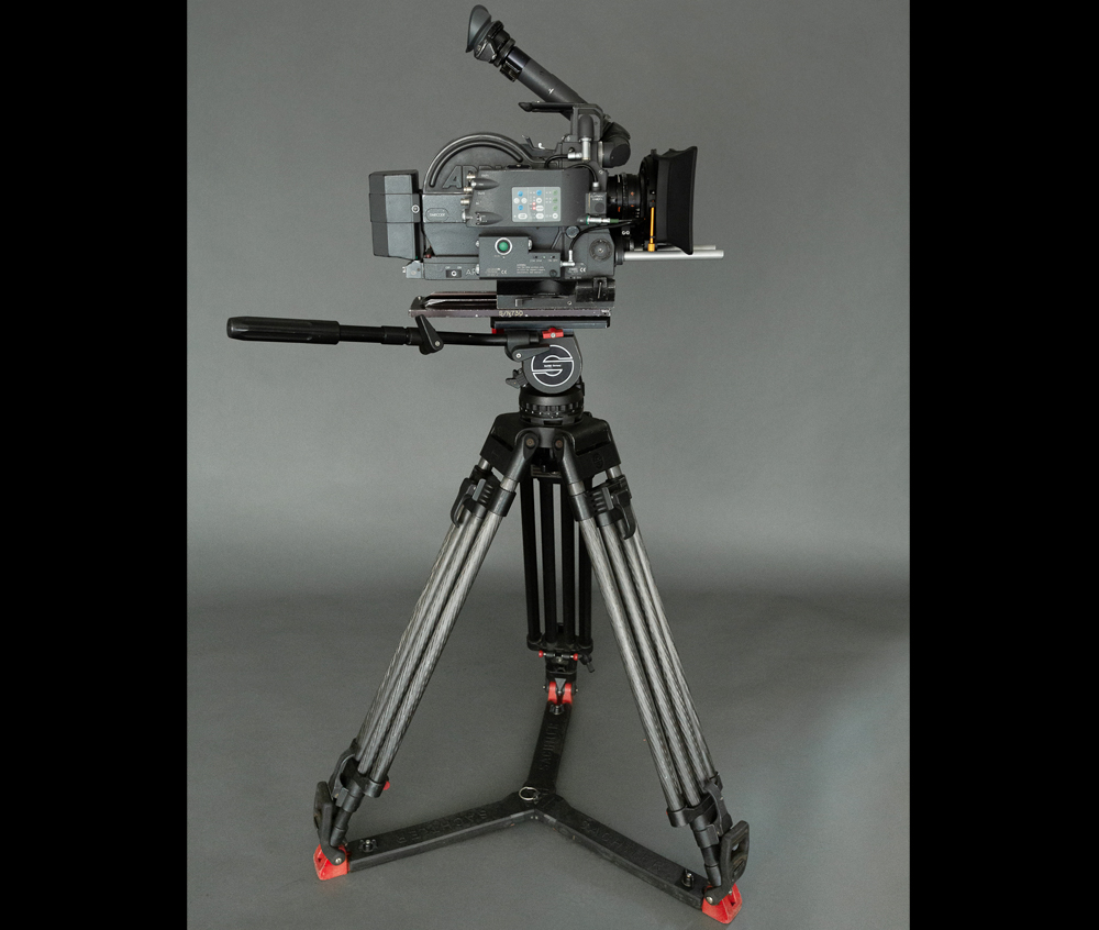 Sachtler Tripod Rental Video 18_4