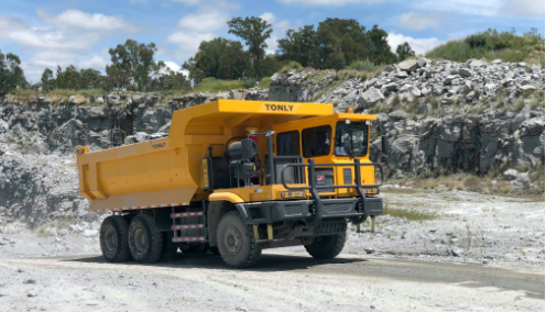 Tonly Heavy Industries offers over 30 different off-road models in four different classes, 40T, 50T, 60T, and 70T, as well as a variety of exclusive off-road vehicles. The Tonly vehiclesare used in a wide range of mines, hydropower projects, and other large-scale construction projects.