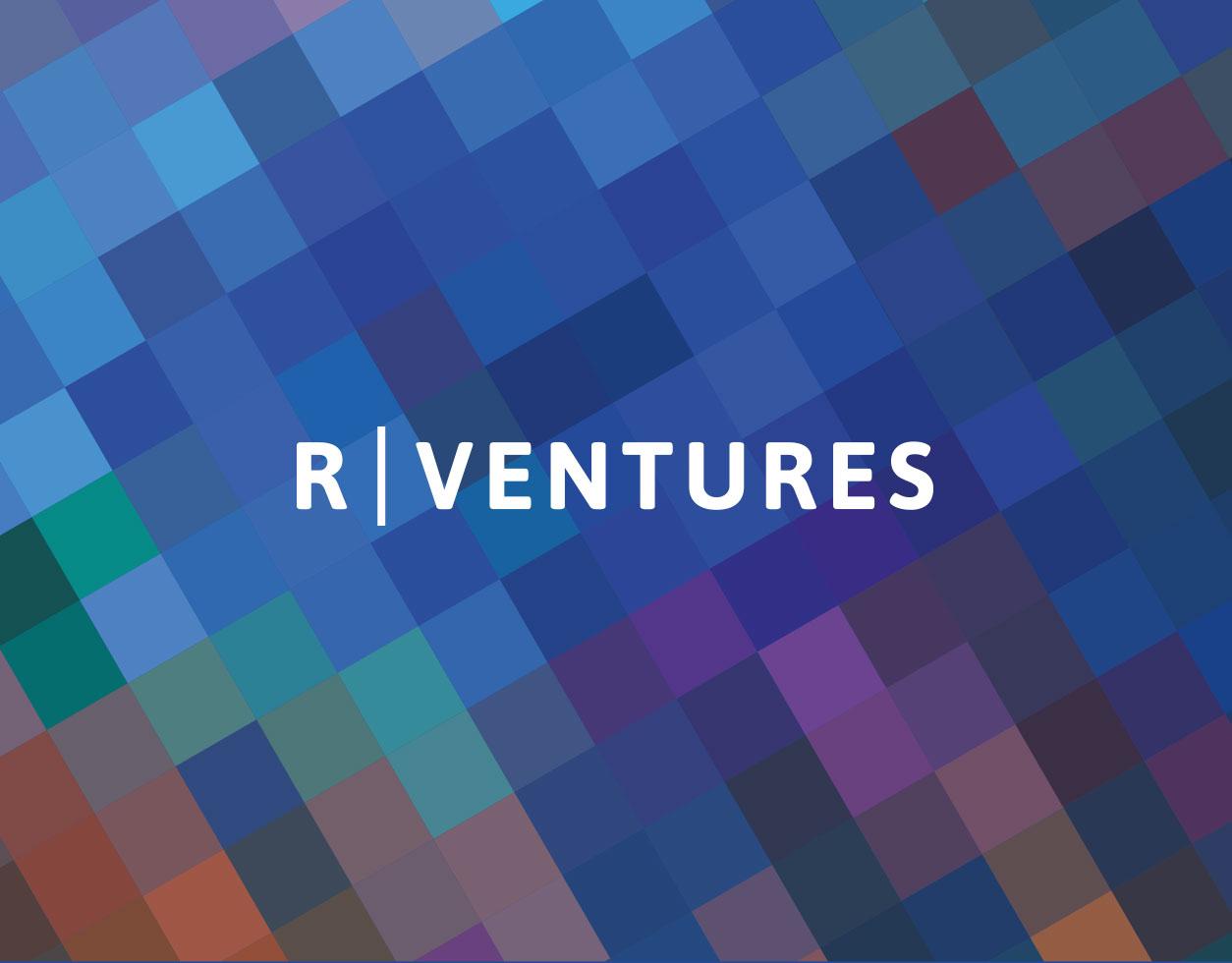 R Ventures branding