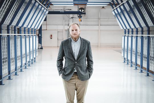 Filip Lövström, CEO