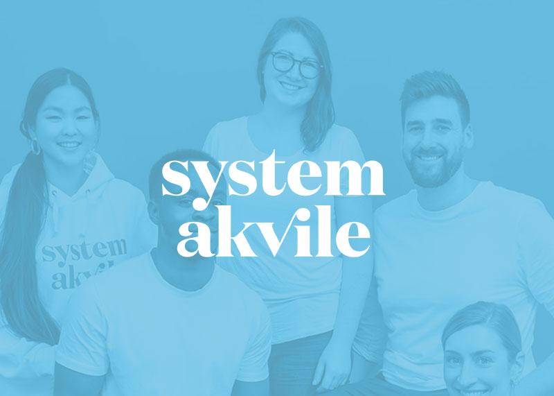 System Akvile