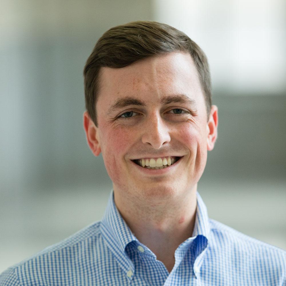 Alex Long, Program Associate