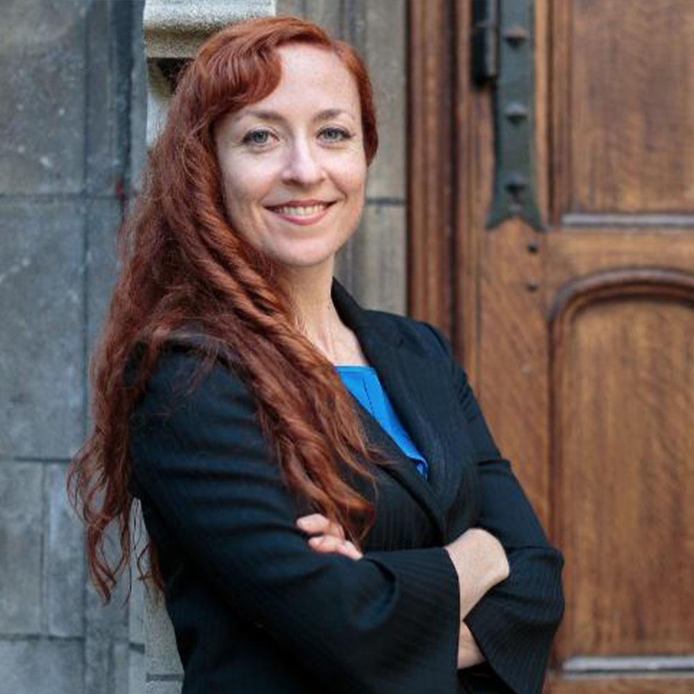 Rachel Galvin, Associate Professor