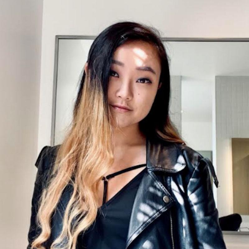 Kristina Kim, Outreach Director