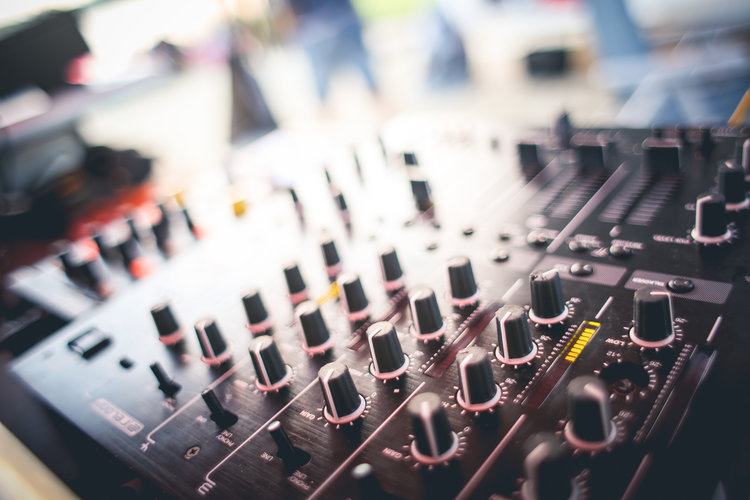 sound mastering board