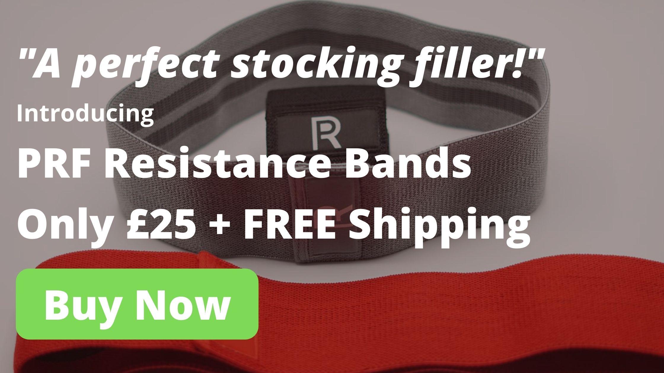 PRF Resistance Bands