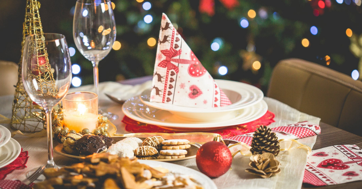 How To Eat Healthier Meals During The Busy Festive Season