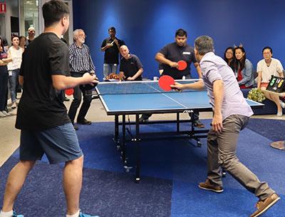 Ping Pong Finals