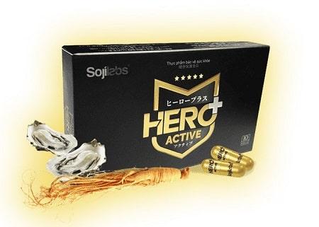 [ Hero+ Active ] là gì ? Thành phần, công dụng và hướng dẫn sử dụng sản phẩm đúng cách