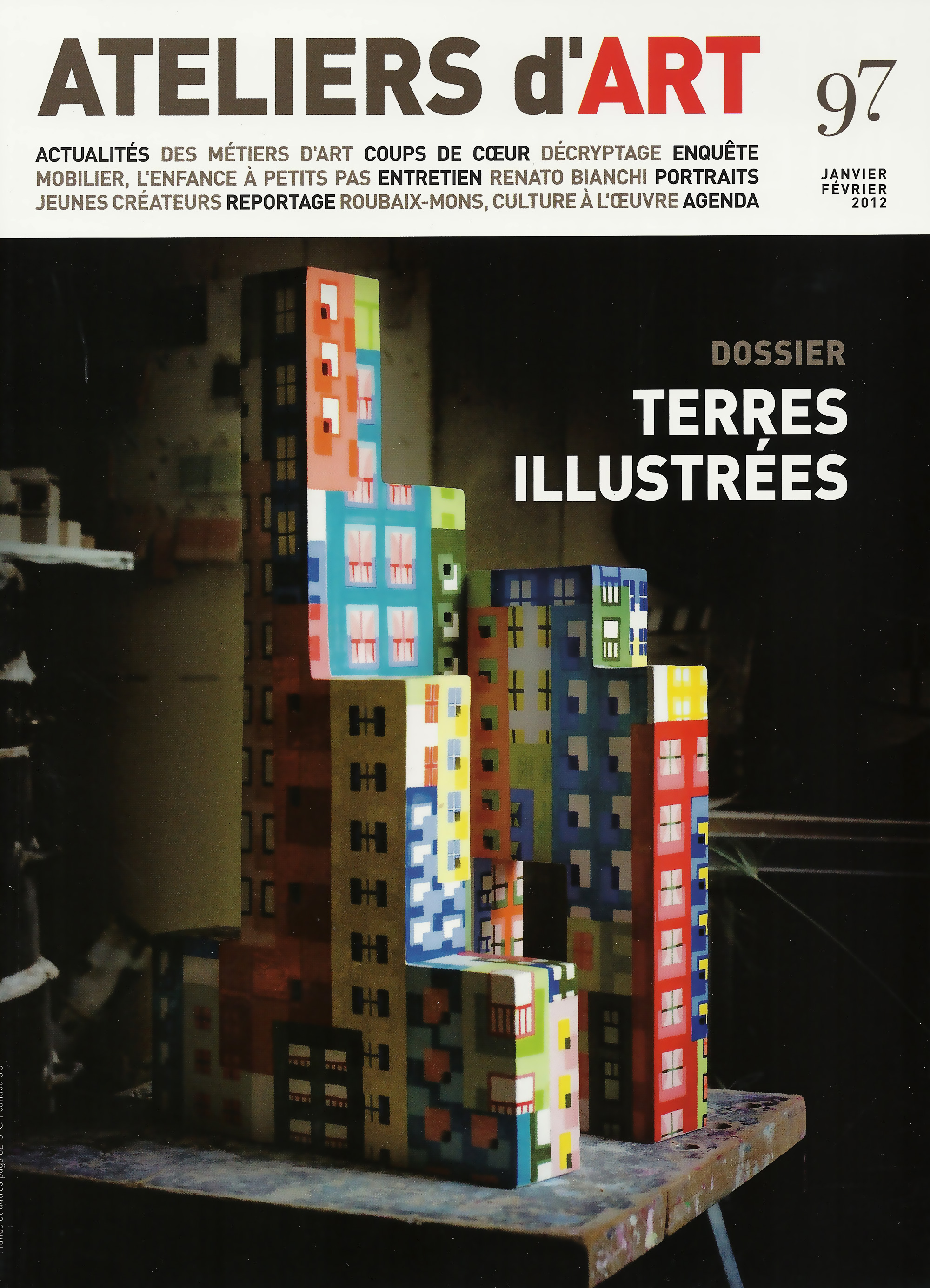 Atelier d'Art de France 97