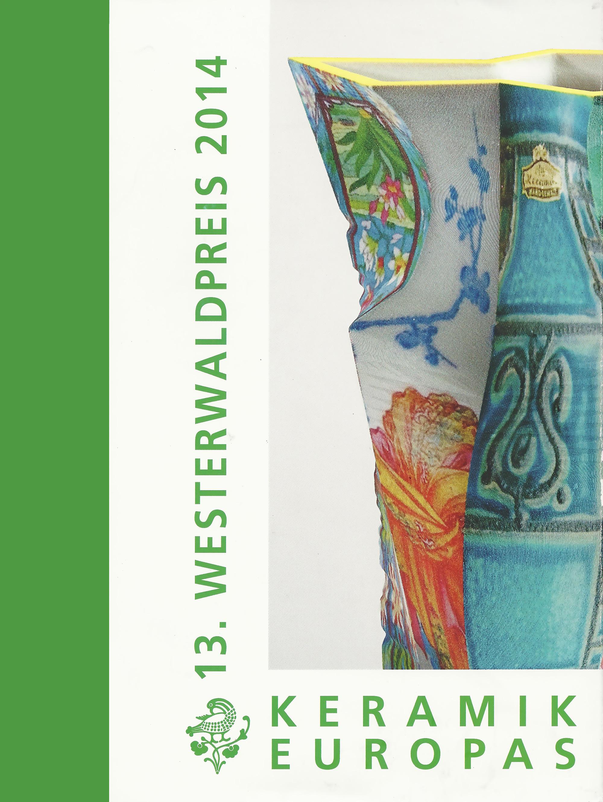 13ème concours de la céramique de Westerwald • Allemagne