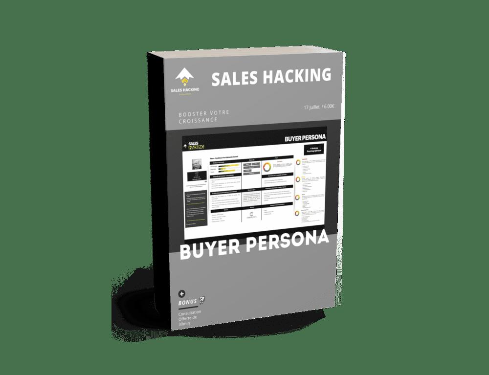 template de growth hacking pour definir les buyer personas