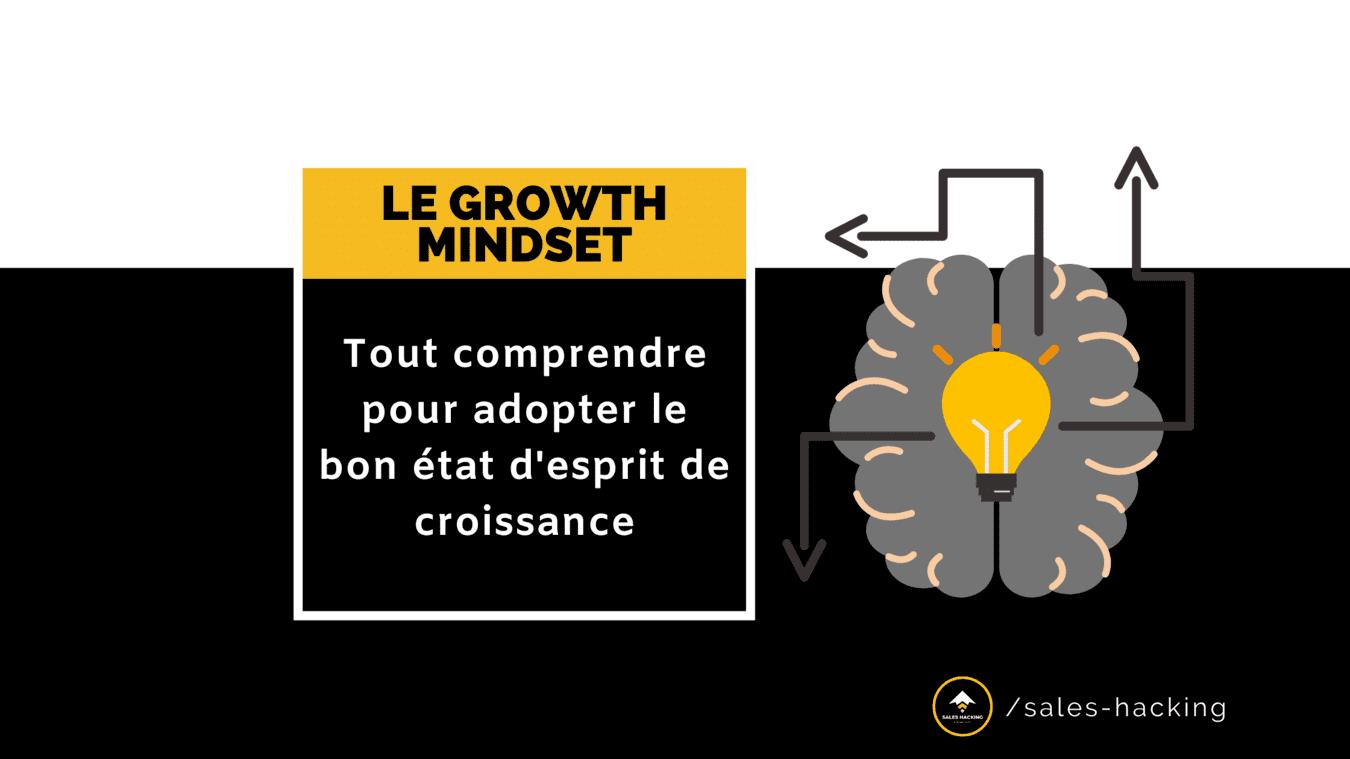 Le Growth Hacking Mindset est une approche disruptive pour régler les problèmes de croissance en utilisant la donnée, la technologie ou de nouvelles approches