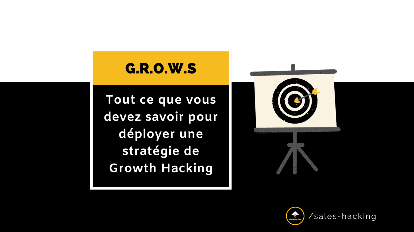 GROWS : Un processus de GROWTH HACKING pas à pas 🥾